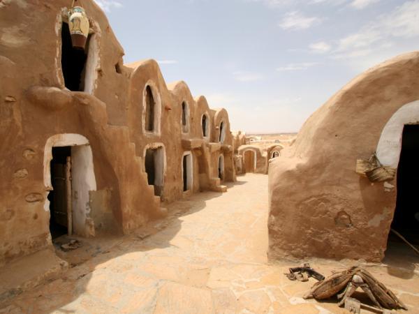 sud tunisie pour tournage