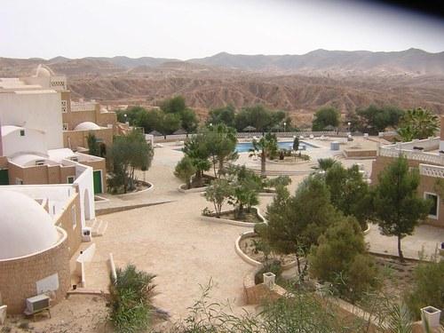 sud Tunisien tournage