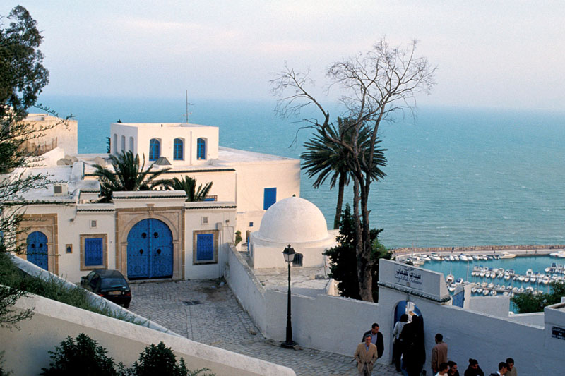 tourner-la mer en Tunisie